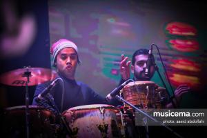 کنسرت عماد طالب زاده - 1 دی 1395