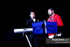 کنسرت عماد طالب زاده - 14 بهمن 1395