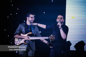 کنسرت عماد طالب زاده - 4 خرداد 1396