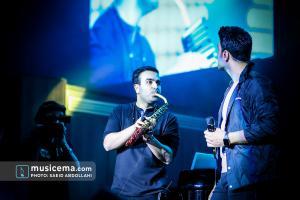 کنسرت گروه ایوان در تهران - 23 دی 1398