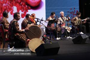 کنسرت فرج علیپور و گروه تال - 15 دی 1395