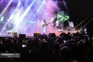 کنسرت فرمان فتحعلیان در تهران - 28 تیر 1398