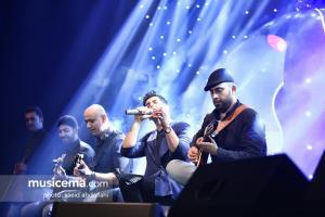 کنسرت فرزاد فرزین - 29 و 30 تیر 1395