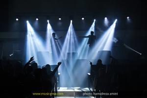 کنسرت فرزاد فرزین در ساری - خرداد 1394