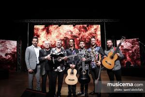 کنسرت کولی های اسپانیا - 6، 7 و 8 مرداد 1396
