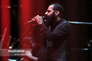 کنسرت مهیار علیزاده - سی و سومین جشنواره موسیقی فجر (29 دی 1396)