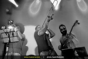 کنسرت امید حاجیلی در کرمان - 9 بهمن 1393