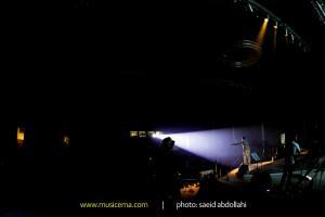 کنسرت امید حاجیلی در کیش - خرداد 1393
