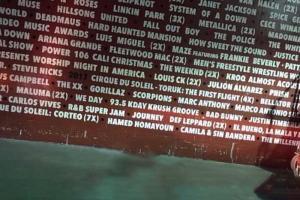 کنسرت حامد همایون در لس آنجلس - 17 فروردین 1398