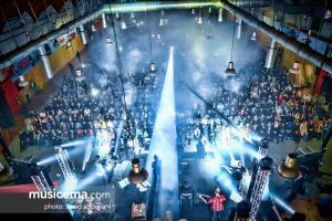 کنسرت حامد همایون در قزوین - 25 اسفند 1395
