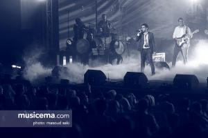 12 سانس کنسرت حامد همایون در تالار وزارت کشور - مرداد و شهریور 1396