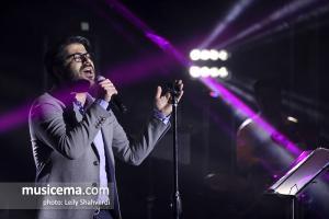 نشست خبری اولین آلبوم و اجرای صحنه ای حامد همایون - 26 دی 1395