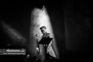 کنسرت حامی در تهران - 10 دی 1398
