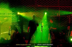 کنسرت حمید عسکری در رشت - 5 خرداد 1393