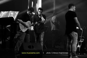 کنسرت حمید عسکری - 4 خرداد 1395