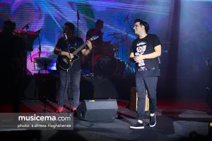 کنسرت حمید عسکری - 11 تیر 1396