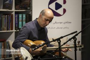 اجرای زنده حمید خبازی، مسعود براره و فرهاد زالی - 28 تیر 1398