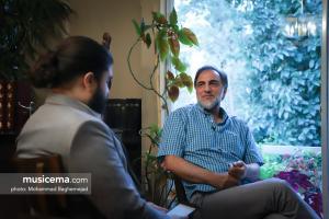 مصاحبه «موسیقی ما» با «حسن فتحی» - مرداد 1398
