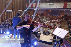 کنسرت حجت اشرف زاده در رشت - 18 اردیبهشت 1396