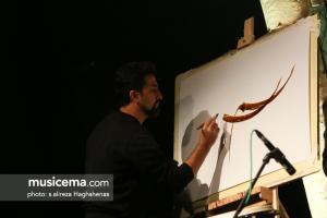 کنسرت همای و مستان در سالن میلاد نمایشگاه بین المللی - 26 مرداد 1395