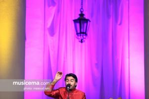 کنسرت پرواز همای و مستان در کاخ سعدآباد - 4 خرداد 1395