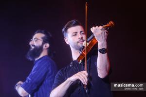 کنسرت گروه هوروش - 25 خرداد 1398