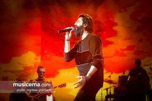 کنسرت هوروش بند در تهران - 10 و 24 دی 1397