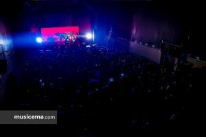 کنسرت حسین ملکان در قزوین - 12 مرداد 1398