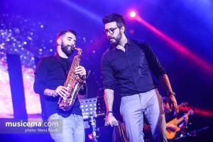 کنسرت رستاک حلاج - آذر 1396