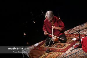 کنسرت پردگیان باغ سکوت - 13 بهمن 1395