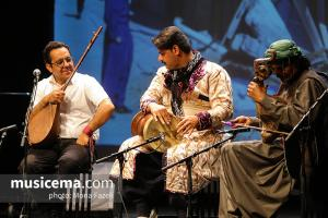 گردهمایی اهالی موسیقی در حمایت از زلزلهزدگان غرب کشور