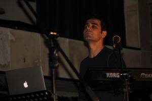 کنسرت بهنام صفوی در ساری - 18 دی 1393