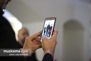 مراسم رونمایی آلبوم «آینه قدی» اثر مهدی یراحی - 19 بهمن 1395