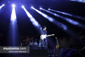 کنسرت رضا یزدانی - دی 1396