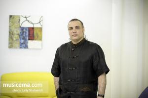 مصاحبه با ماهور - دفتر سایت «موسیقی ما» - دی 1396