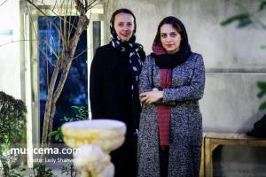 گفتگو با آفتاب درویشی و میراندا لاکرودا