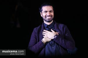 کنسرت امیر عباس گلاب - آذر 1396
