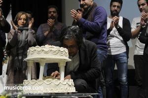 نشست خانه ترانه به یاد افشین یداللهی - دی 1396
