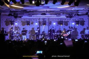 کنسرت احسان خواجهامیری در رشت - بهمن 1393