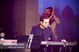 کنسرت مهدی جهانی - سی و سومین جشنواره موسیقی فجر - 20 دی 1396