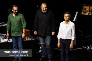 کنسرت سه نوازی پیمان یزدانیان، حسام اینانلو، رضا عسگرزاده