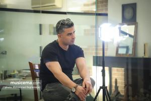 مصاحبه با عوامل تولید موزیک ویدویوی «خداحافظ»