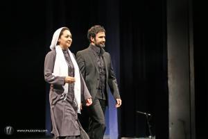 تئاتر عاشقانه های ناآرام - تیر 1394