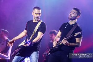 کنسرت سیروان خسروی - سی و سومین جشنواره موسیقی فجر - 27 دی 1396