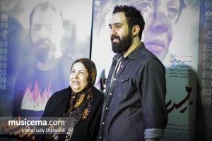 اکران مردمی فیلم بیست و یک روز بعد با حضور مهدی یراحی