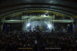 کنسرت محسن یگانه در رشت - مرداد 1394