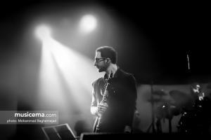 کنسرت سیامک عباسی - 29 آذر 1398