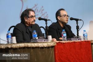 مراسم رونمایی از آلبوم «عاشق کیست» با صدای استاد شهرام ناظری