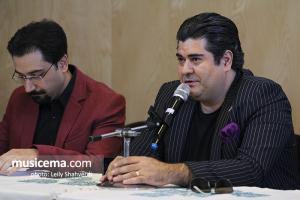 رونمایی آلبوم سور به خوانندگی سالار عقیلی -  پنج شنبه 4 خرداد 96