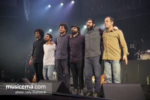 کنسرت گروه بمرانی - سی و سومین جشنواره موسیقی فجر (29 دی 1396)